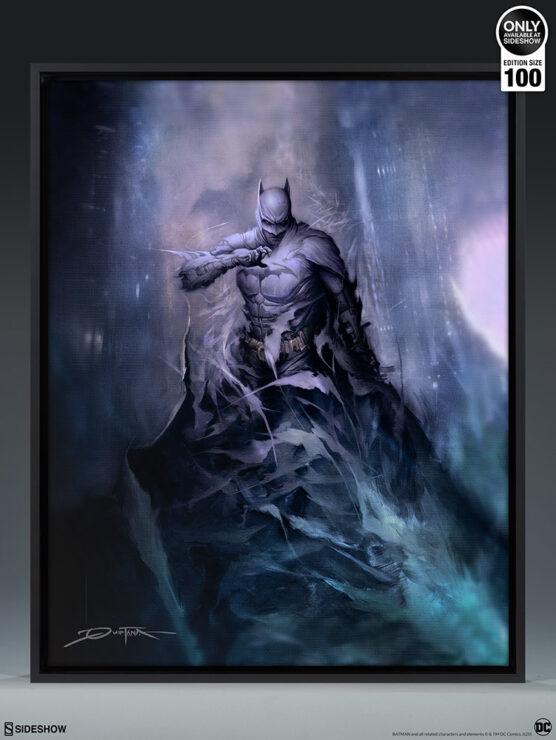 Batman: Detective Comics #1006 Gallery Wrapped Canvas