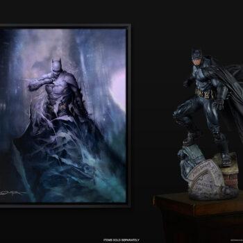 Batman: Detective Comics #1006 Gallery Wrapped Canvas with Batman PF