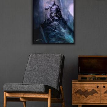 Batman: Detective Comics #1006 Gallery Wrapped Canvas Wall Environment