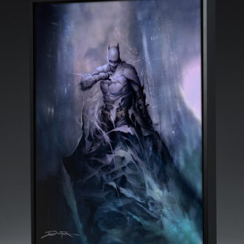 Batman: Detective Comics #1006 Gallery Wrapped Canvas Framed