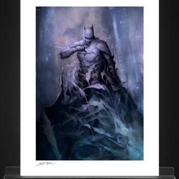 Batman: Detective Comics #1006 Fine Art Print Unframed