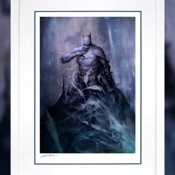 Batman: Detective Comics #1006 Fine Art Print White Frame