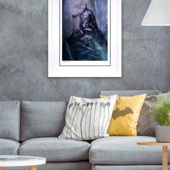 Batman: Detective Comics #1006 Fine Art Print Wall Environment Display