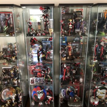 Dana's Harley Quinn Collection