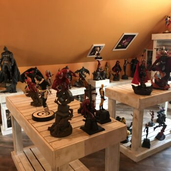 Collectible Statues