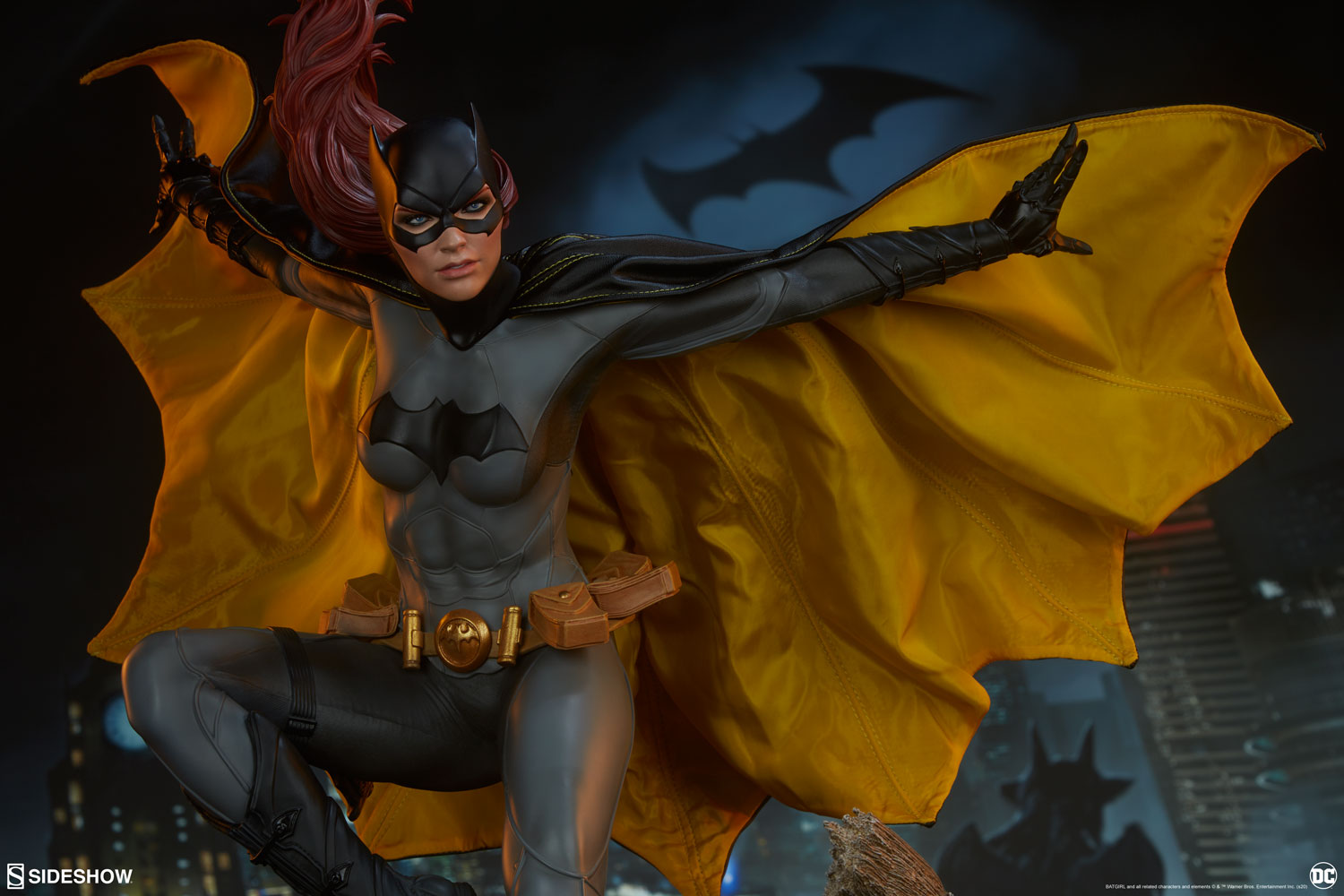 Barbara Gordon The Most Important Member Of The Bat Family Sideshow Collectibles