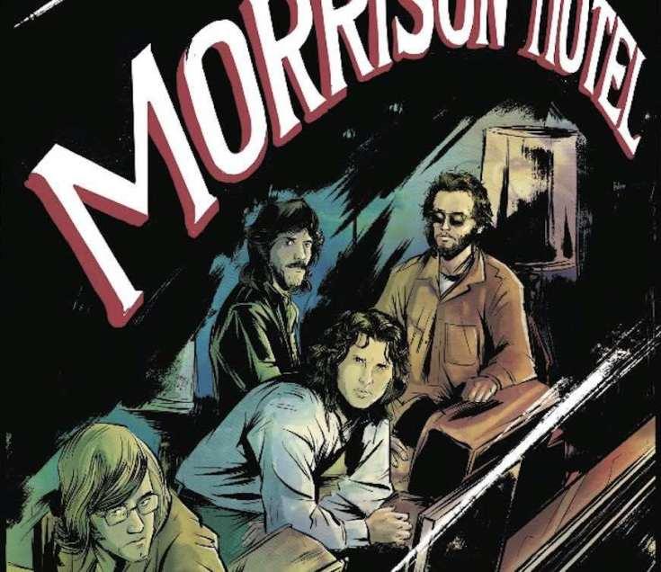 Morrison Hotel Graphic Novel