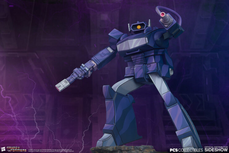 Shockwave Classic Scale Statue by PCS Collectibles