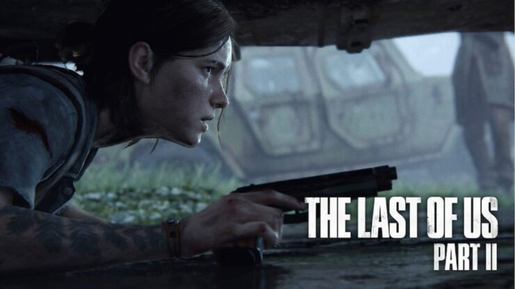 The Last of Us Part II Promo Image Ellie