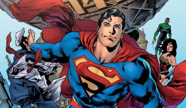 Superman-Bendis