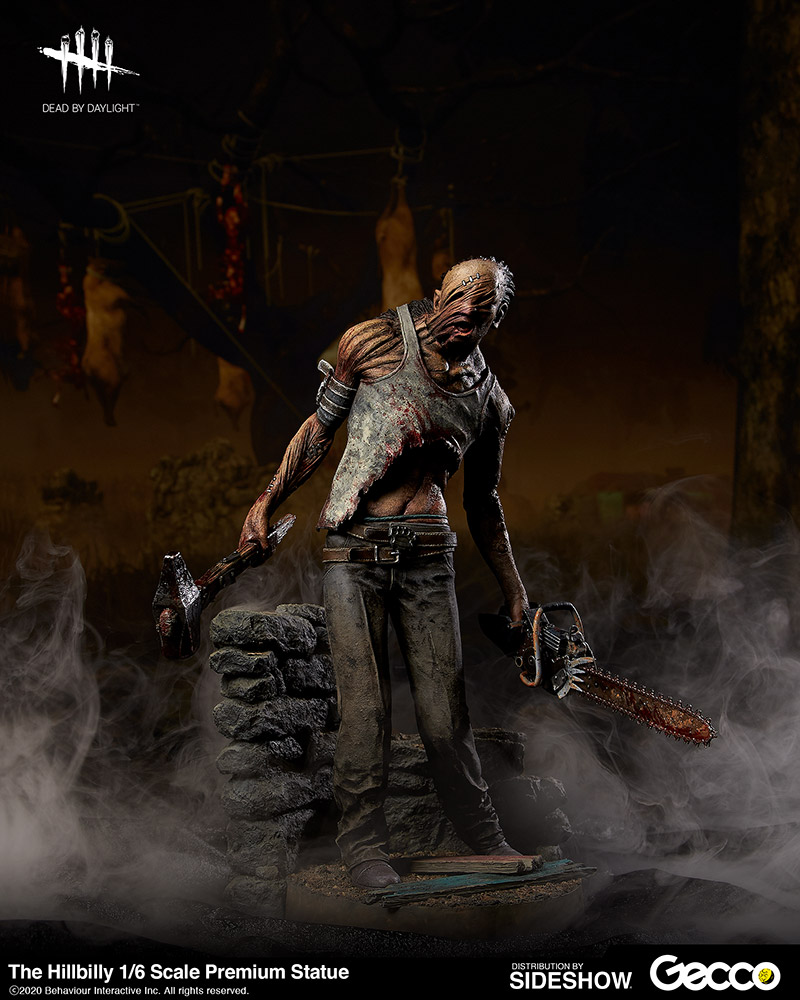 Who Are The Main Killers Of Dead By Daylight Sideshow Collectibles