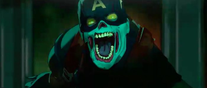 What If- Captain America Zombie