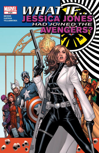 What If Jessica Jones Had Joined the Avengers