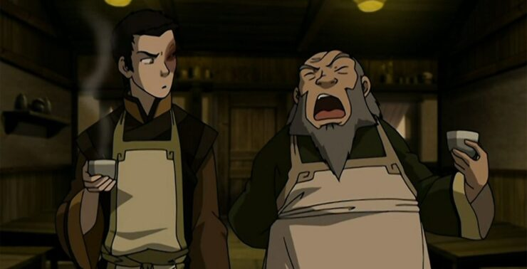 Uncle Iroh- Avatar: The Last Airbender