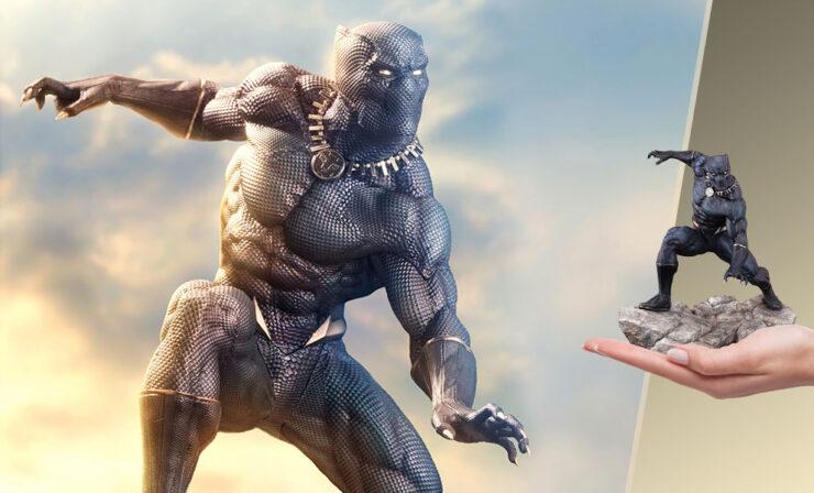 Black Panther- Kotobukiya Statue