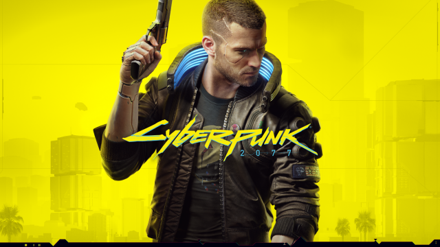 Cyberpunk 2077 Game Art