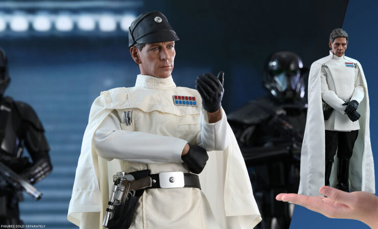 Director Krennic Hot Toys Sixth Scale Figure
