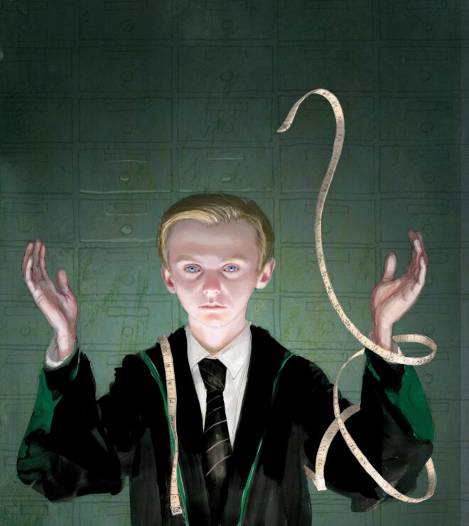 The 5 Best Draco Malfoy Moments | Sideshow Collectibles