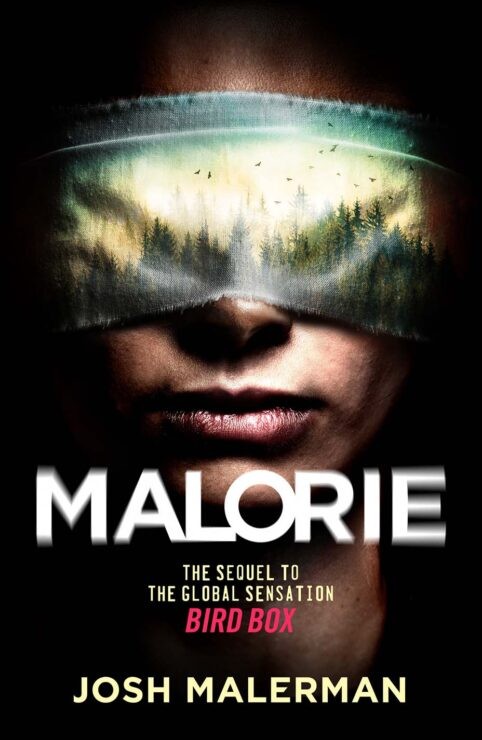 Malorie- Bird Box Sequel Cover