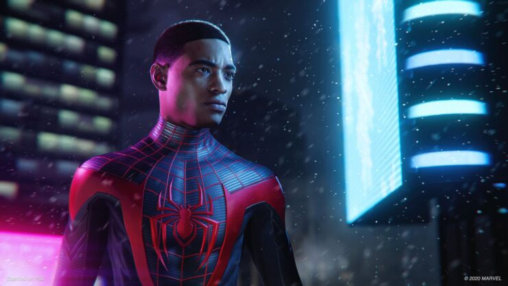 Marvel's Spider-Man: Miles Morales Teaser