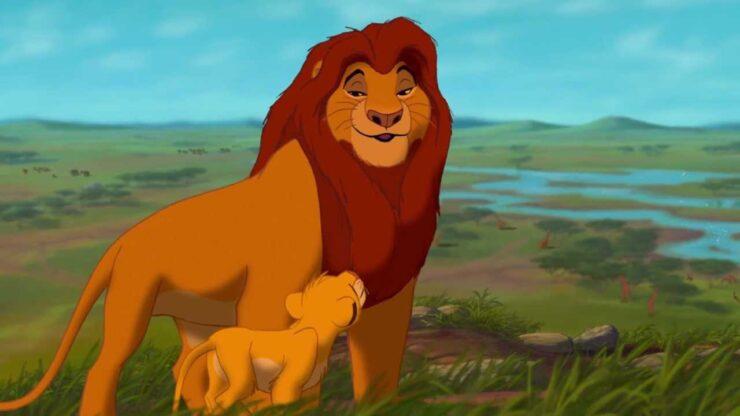 Mufasa- The Lion King
