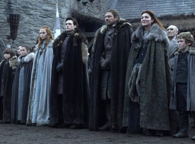Ned Stark- Game of Thrones