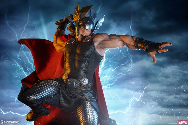 Thor: Breaker of Brimstone Premium Format™ Figure