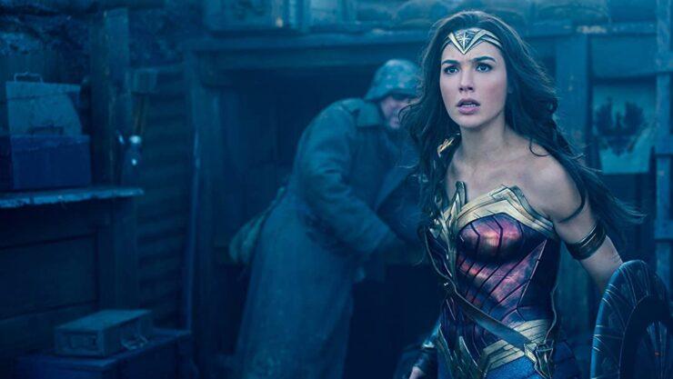 Wonder Woman- Gal Gadot