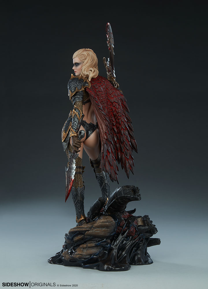 The Dragon Slayer: Warrior Forged in Flame Statue Dragon-Slayer-Warrior-Forged-in-Flame-Statue-3