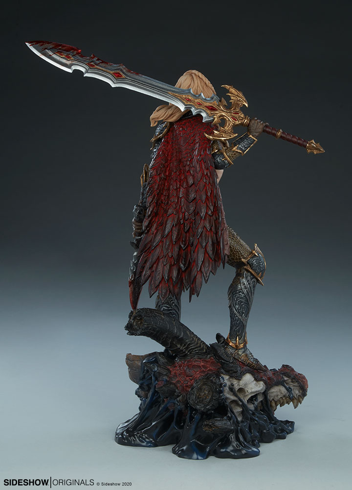 The Dragon Slayer: Warrior Forged in Flame Statue Dragon-Slayer-Warrior-Forged-in-Flame-Statue-4