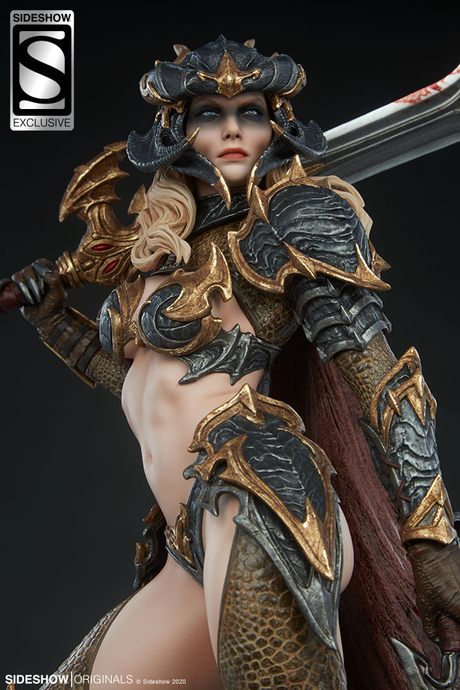 The Dragon Slayer: Warrior Forged in Flame Statue Dragon-Slayer-Warrior-Forged-in-Flame-Statue-Exclusive-4