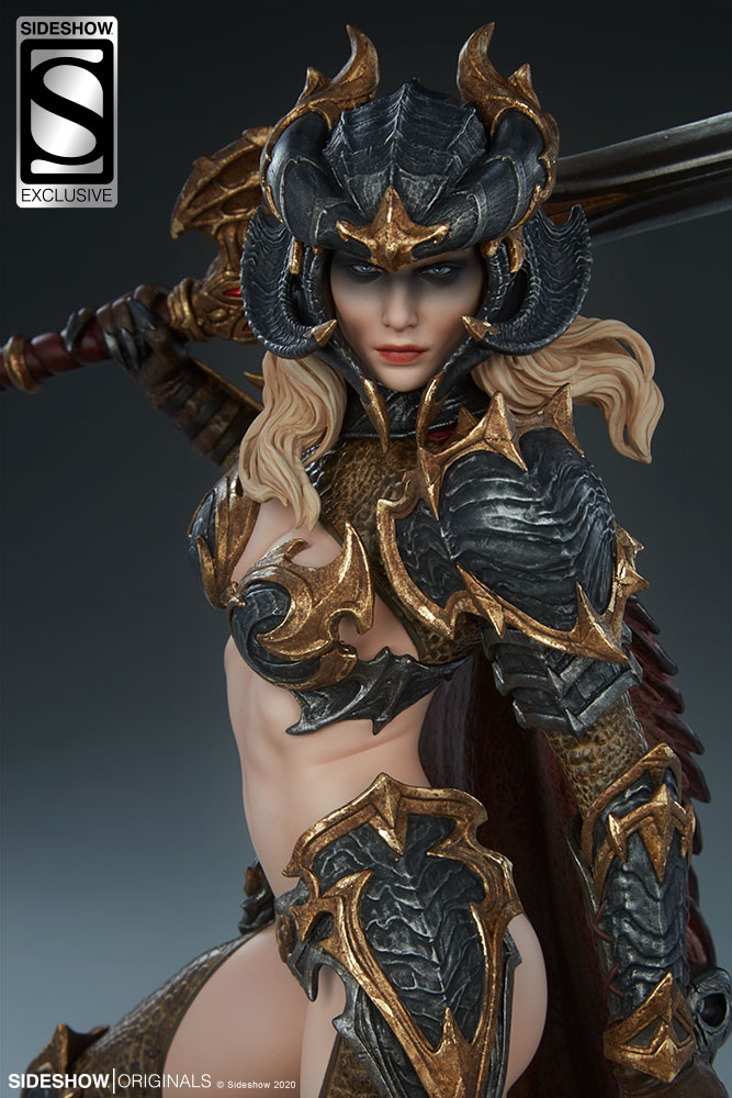 The Dragon Slayer: Warrior Forged in Flame Statue Dragon-Slayer-Warrior-Forged-in-Flame-Statue-Exclusive-5
