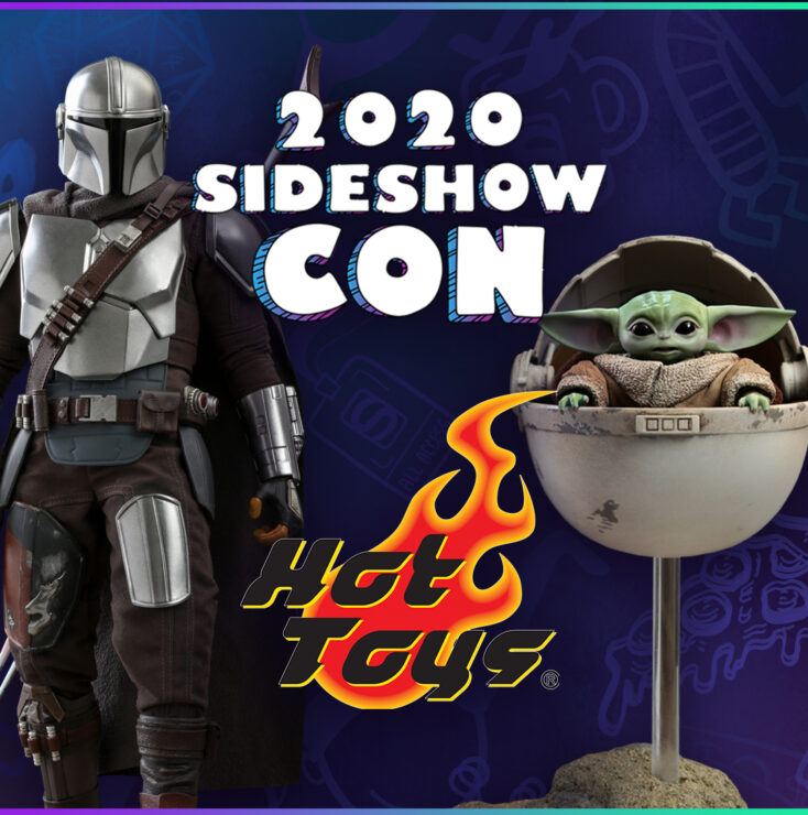 Sideshow Con 2020: Hot Toys Podium – Day 1