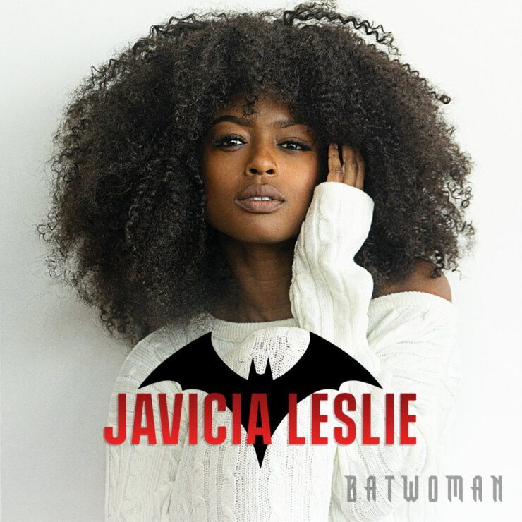 Javicia Leslie Is The New Batwoman, A New Trailer for The Boys Season 2, and more!