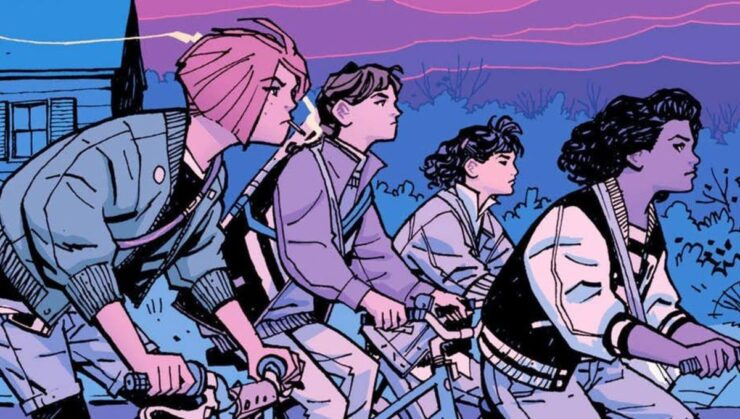 Paper Girls Series Update, New TMNT Film, and more!