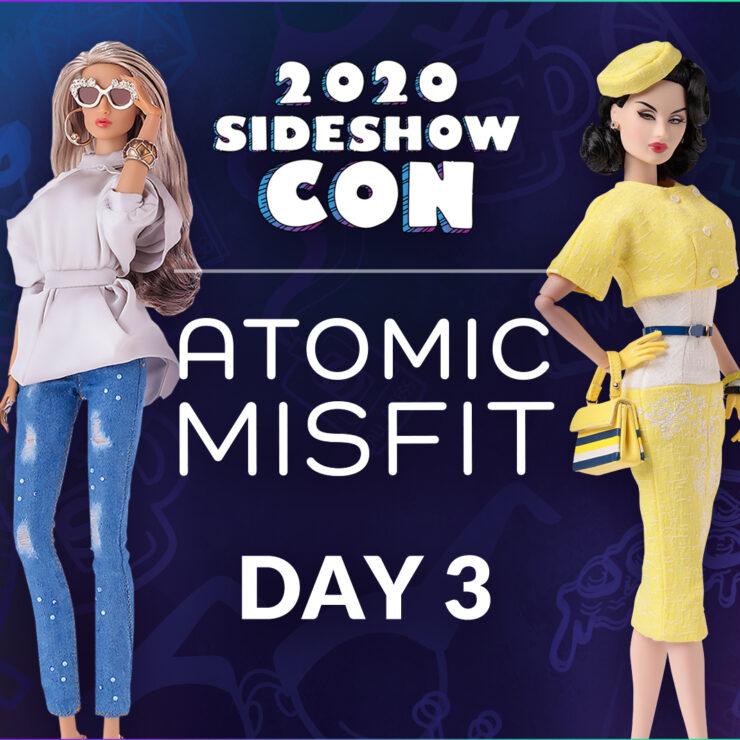 Sideshow Con 2020: Atomic Misfit Podium