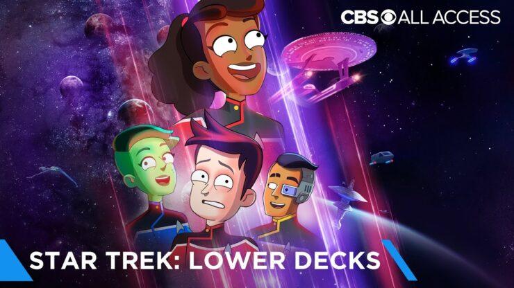 Star Trek: Lower Decks Trailer, Lucifer Season 5 Trailer, and more!