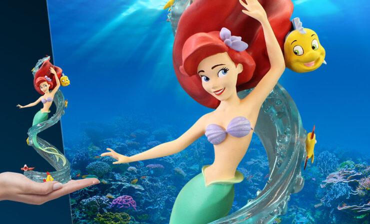 Ariel 30th Anniversary Disney Figure by Enesco