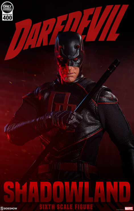 Daredevil: Shadowland Sixth Scale Figure Title