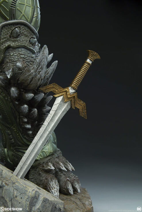 Doomsday Maquette- Wonder Woman Sword