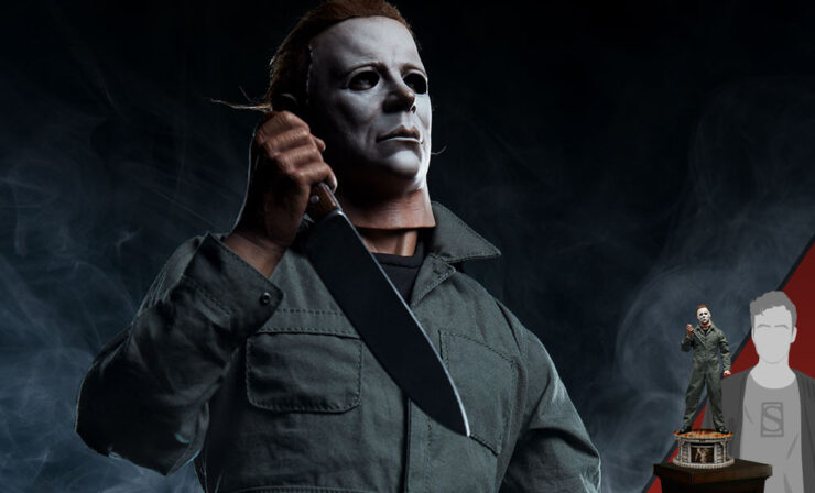 The Michael Myers 1:4 Scale Statue by PCS Collectibles