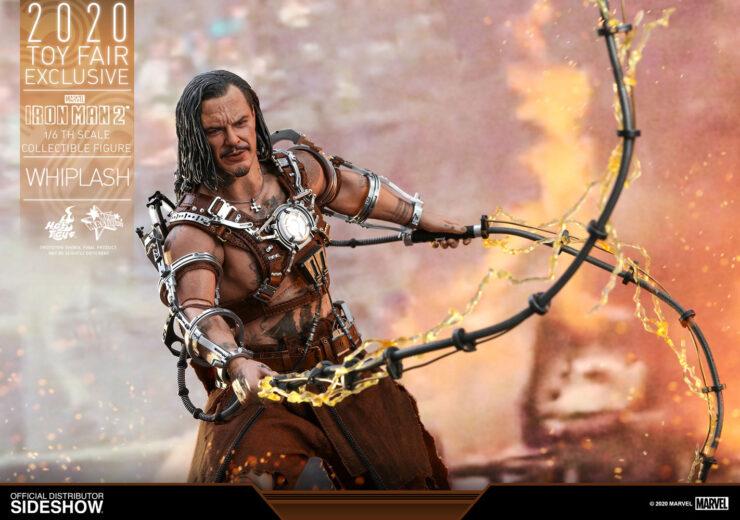Whiplash Sixth Scale Figure- Hot Toys Iron Man