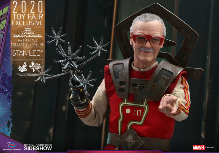 Stan Lee in Thor: Ragnarok