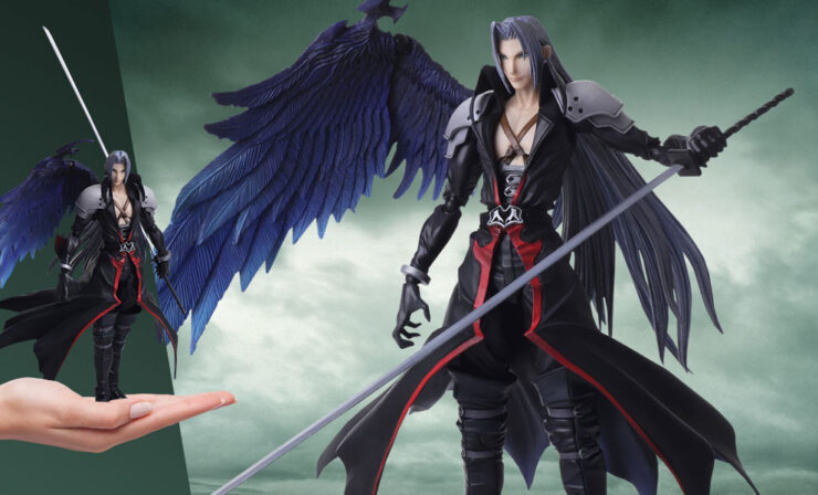 Sephiroth Another Form Variant- Square Enix Figure