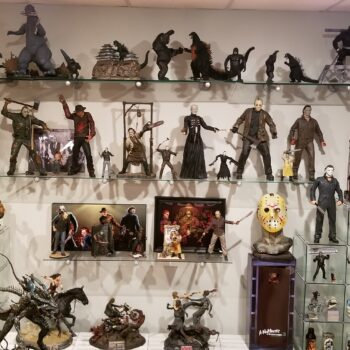 Brian's Collection - Horror