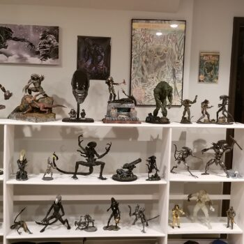 Brian's Collection - Alien