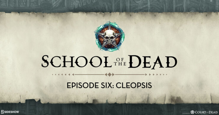 School of the Dead Episode 6: Cleopsis