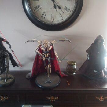 Star Wars Statues