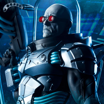 New Photos of the Mr. Freeze Premium Format™ Figure