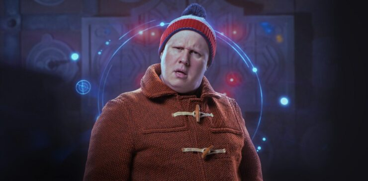 Doctor Who- Nardole